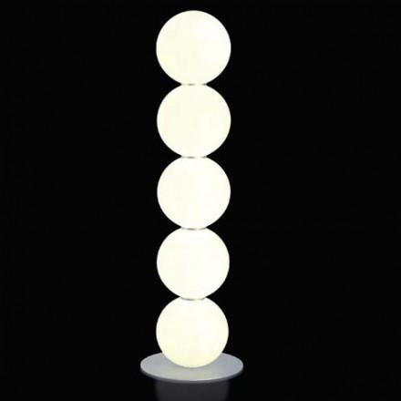 Slide PEARL LED Stehleuchte Kugel-Design 170 cm h, Indoor