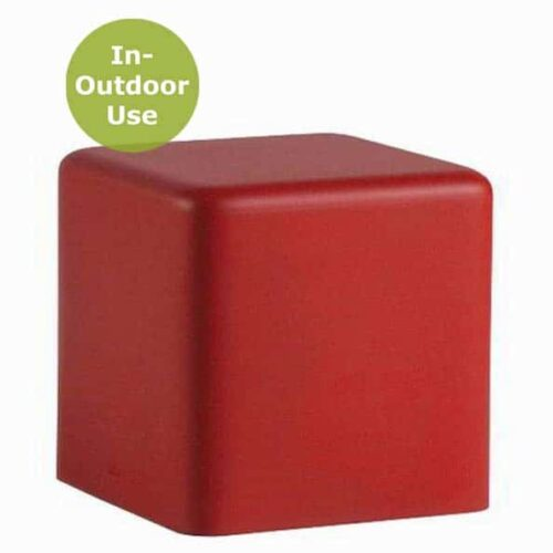 Slide SOFT CUBO 40 (43 cm) Sitzmöbel / Sitzwürfel In-Out