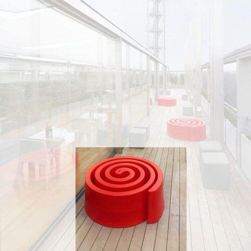 Slide SUMMERTIME Sitzmöbel In-Outdoor
