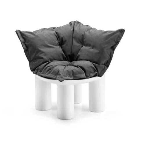 PLUST ATENE CORNER Design Lounger inkl. Kissen Indoor/Outdoor