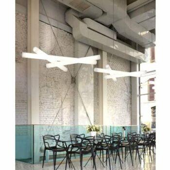objekt-decken-beleuchtung-hohe-raeume-xl-grosse-designer-pendelleuchte-stahlseil-dimmbar-slide-mesh