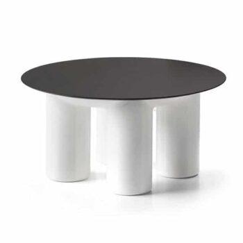 plust-atene-table-white-hpl-top-black