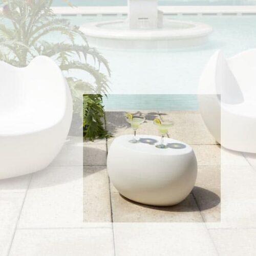 Slide BLOS LOW TABLE  Indoor-Outdoor