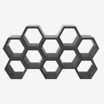slide-hexa-design-regal-modul-in-outdoor-pe-kunststoff-stapelbar