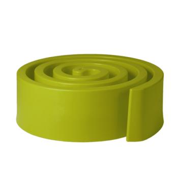 slide-summertime-pouf-sitzinsel-gastronomie-design-moebel-rundbank-lime