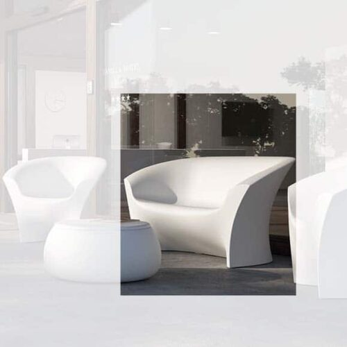 PLUST OHLA SOFA LACK Indoor/Outdoor
