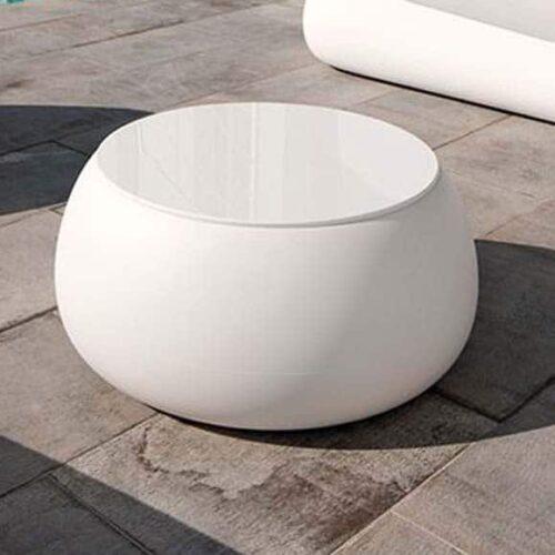 PLUST T BALL Ablage-Tisch-Container
