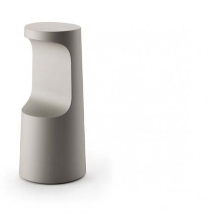 Barhocker Outdoor design barhocker fura minimalismus in topform in outdoor