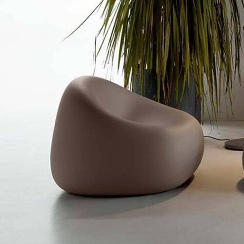 PLUST GUMBALL ARMCHAIR Indoor/Outdoor