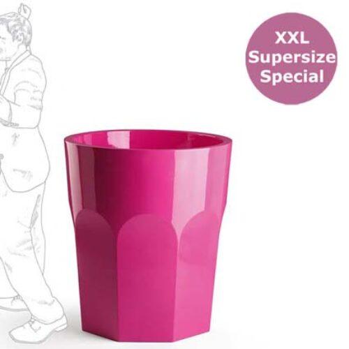 PLUST CUBALIBRE LACK XL Designer Pflanzgefäß 100 cm h