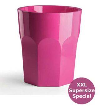 plust-cubalibre-lack-designer-pflanzgefaess-longdrink-glas-fuchsia-pink