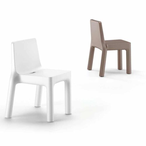 PLUST SIMPLE CHAIR Indoor/Outdoor