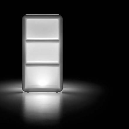 theken regal beleuchtet bartolomeo display. Black Bedroom Furniture Sets. Home Design Ideas