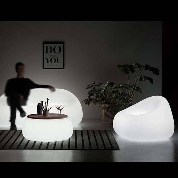 PlusT GUMBALL Outdoor Lounge Möbel Design Objekt, Hotel, Gastronomie