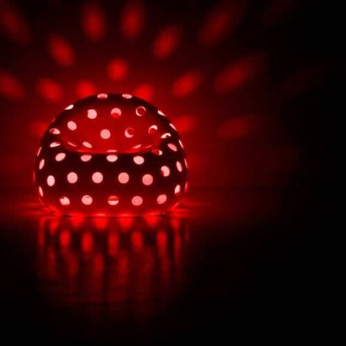 PLUST AIRBALL ARMCHAIR RGB LED LIGHT, 92 cm b, Indoor-Outdoor