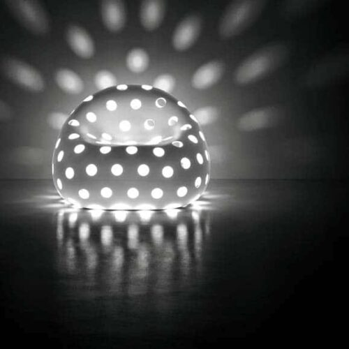 PLUST AIRBALL ARMCHAIR LIGHT Indoor-Outdoor