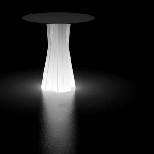 PLUST FROZEN DINING TABLE LED AKKU LIGHT (kabellos) In-Outdoor