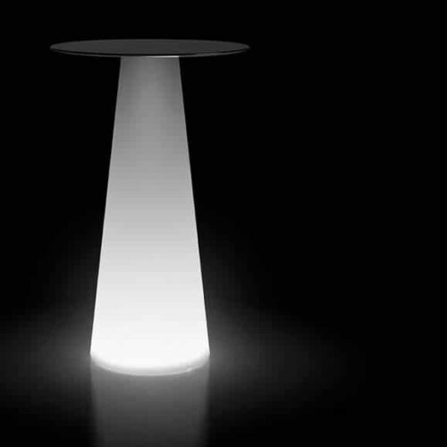 PLUST FURA TABLE LED LIGHT Bartisch Indoor/Outdoor