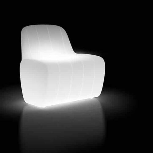 PLUST JETLAG CHAIR LIGHT 70 cm b, Indoor-Outdoor