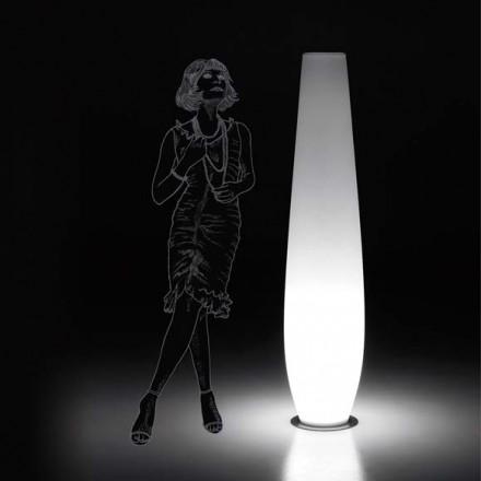 Schlank 175 Cm Hoch Beleuchtet Plust Nicole Design Bodenvase