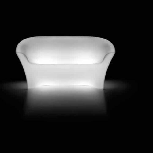 PLUST OHLA SOFA LIGHT, 160 cm b, Indoor-Outdoor
