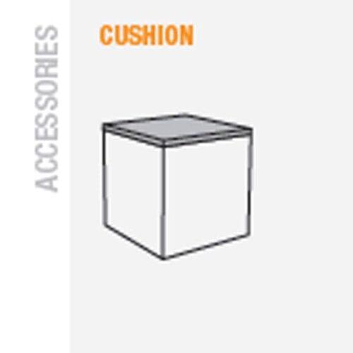SLIDE CUSHION CUBO 40 Sitzpolster für Sitzwürfel