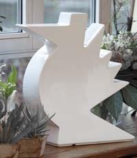 slide-here-skulptur-vogel-hochglanz-lack-weiss