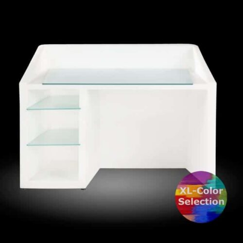 Slide KANAL Desk nach Farbwahl In-Outdoor