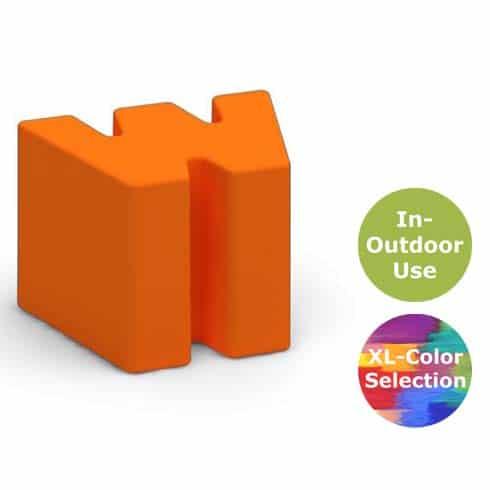 Slide DOUBLE-U Design Sitzmöbel In-Outdoor