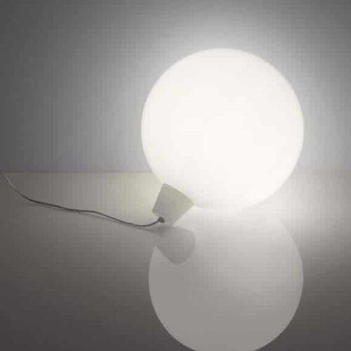 Slide ACQUAGLOBO Schwimm-Leuchtkugel 5 Größen Ø 30-70 cm