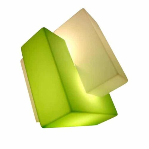 Slide PZL Bodenleuchte 60x60x60 cm Indoor