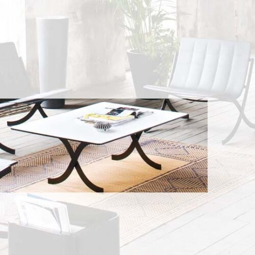 Serralunga BARCELONINA Front-Table In-Outdoor