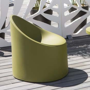 Serralunga BAY Lounge Chair In-Outdoor