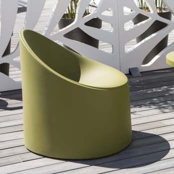 Serralunga BAY Lounge Chair In-Outdoor