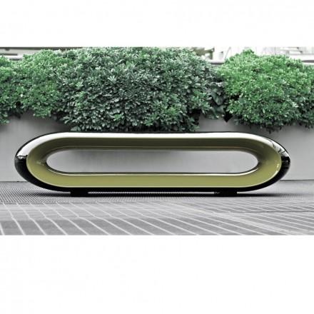 Serralunga LOOP LACK Designer Bank In-Outdoor