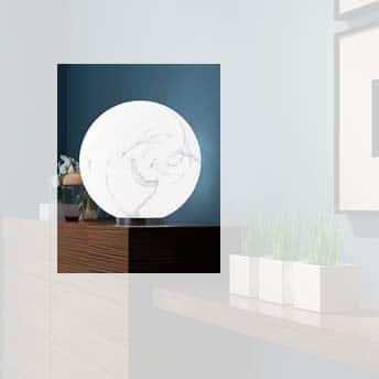 Slide MINERAL Tischleuchte 30 oder 40 cm Indoor