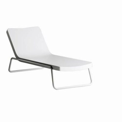 Serralunga TIME OUT CHAISE LONGUE RECL. Komfort Liege In-Outdoor