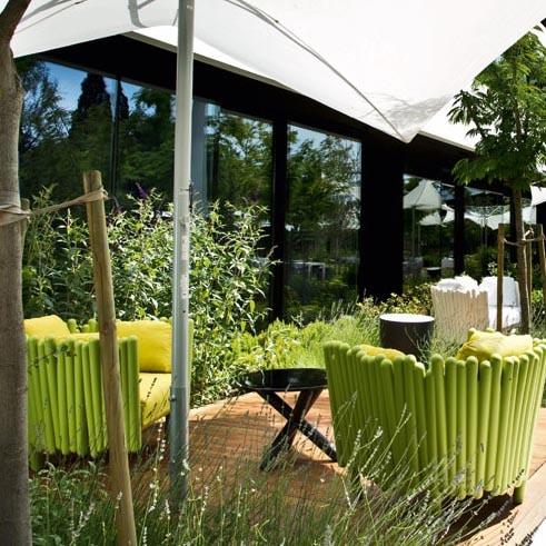 Serralunga CANISSE SOFA oder Sessel In-Outdoor