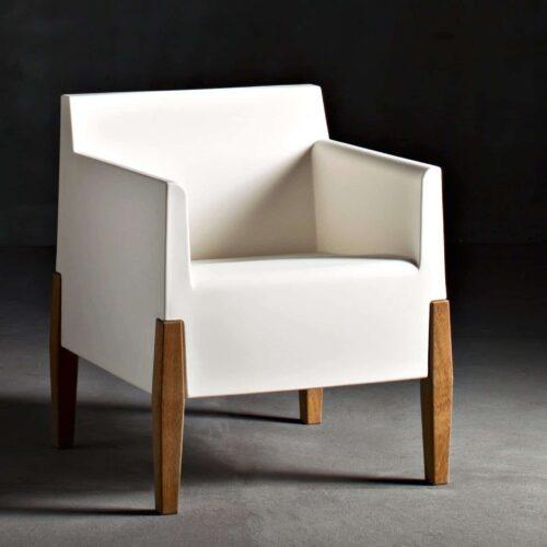 Serralunga KUBRICK Klassik Designer Sessel In-Outdoor