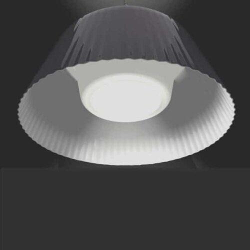 SERRALUNGA LAMPA DARIA LACK XL-Pendelleuchte Ø 110 cm Indoor