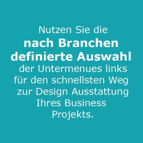 Kurze Wege zu Ihren Business Design Inspirationen