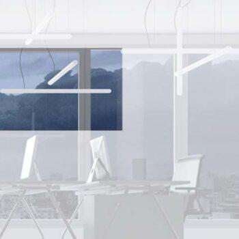 slide-stiletto-objekt-haenge-leuchte-lampe-stab-röhren-form-grossraum