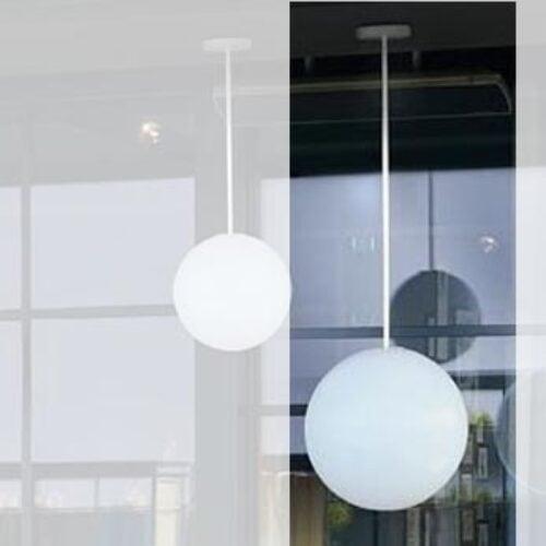 Slide GLOBO TIGE (LED) Deckenleuchte mit Stab Ø 30-40 cm