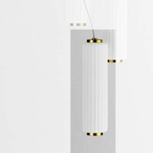 Slide CORDIALE LUMIÉRE Art-Decó Design Deckenleuchte