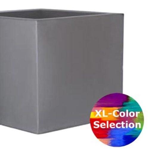 Slide CUBE-POT-Q Pflanzgefäß quadratisch 2 Größen 43 oder 73 cm